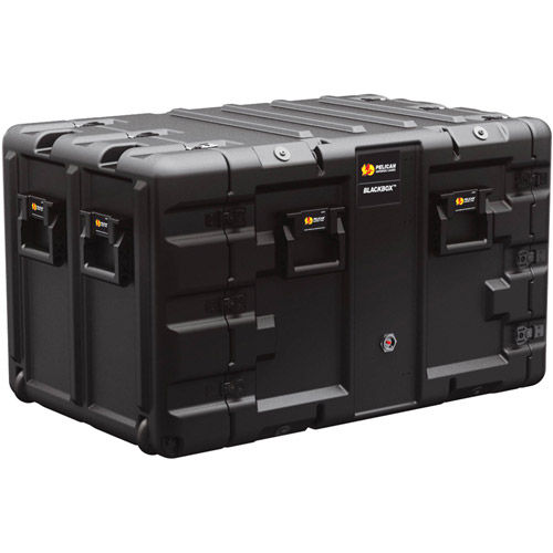 BlackBox 9U Rack Mount Case