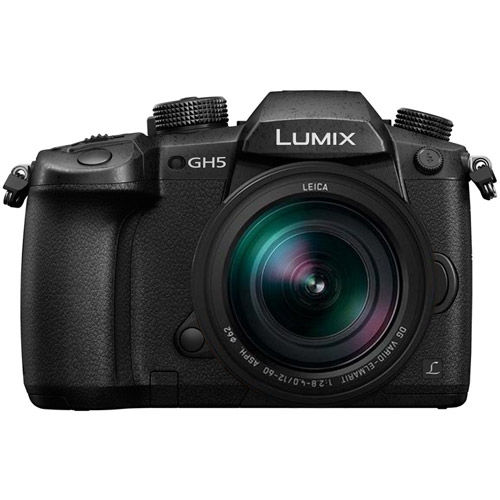 Panasonic Lumix DC-GH5 Kit
