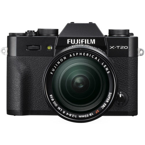 Fujifilm X-T20 Mirrorless Kit