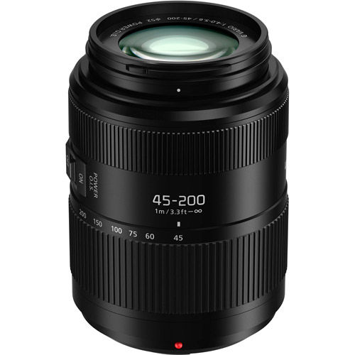 Lumix G Vario 45-200mm f/4.0-5.6 II ASPH Mega OIS Lens