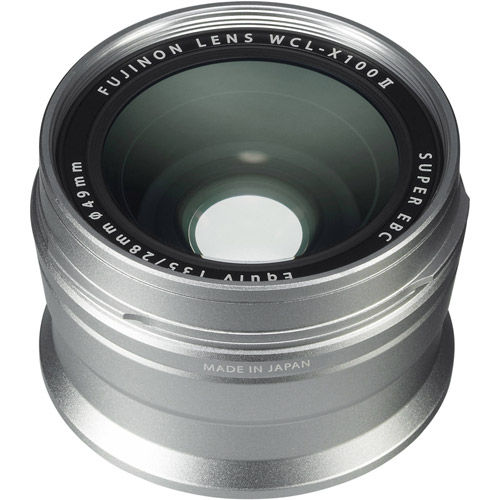 Digital P&S Components Wide Angle Lenses