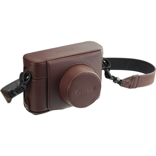 LC-X100FBW Brown Leather Case for X100F
