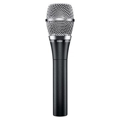 SM86 Cardioid Condenser Handheld Microphone