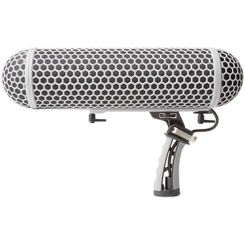 ZP-1 Blimp-Style Microphone Windscreen