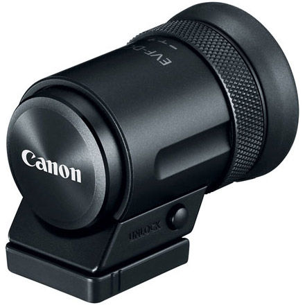 EVF-DC2 Electronic View Finder (Black)