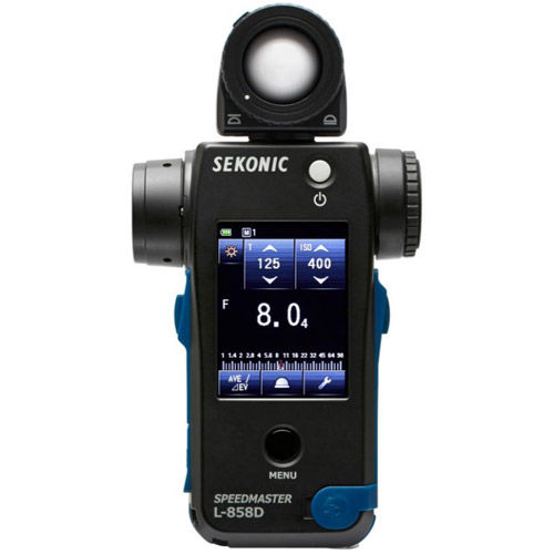 Speedmaster L-858D Light Meter
