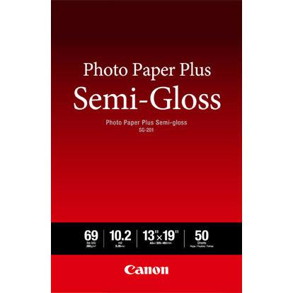 "13""x19"" SG-201 Photo Paper Plus Semi-Gloss - 50 Sheets"