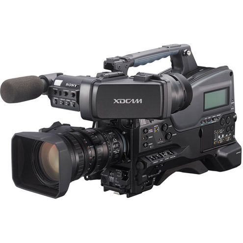 PXW-X320L Solid State Memory Camcorder (Without Lens)
