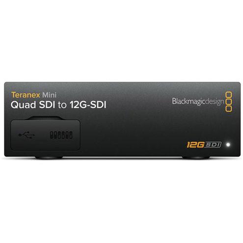 Teranex Mini Quad SDI to SDI 12G Converter