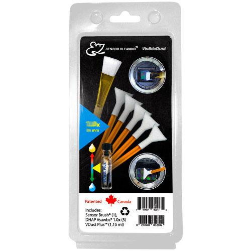 1.0x EZ Plus Orange Plus Sensor Brush Kit
