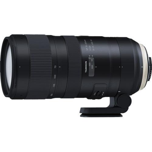 Tamron 70-200mm f/2 8 Di SP VC USD G2 Lens for Nikon