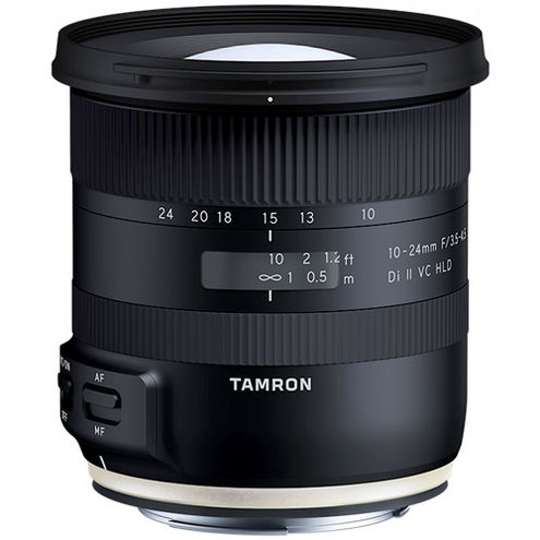 10-24mm f/3.5-4.5 Di II VC HLD Lens for Canon