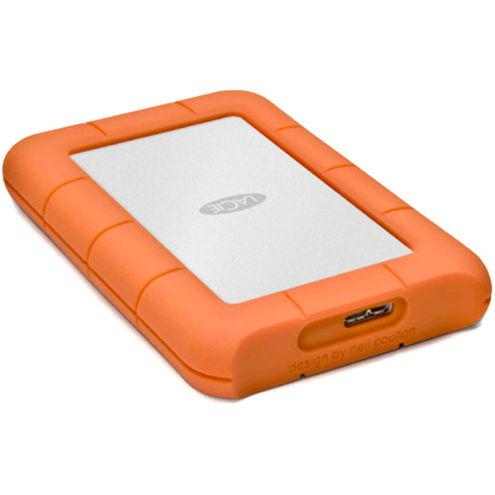 4TB Rugged Mini - Portable