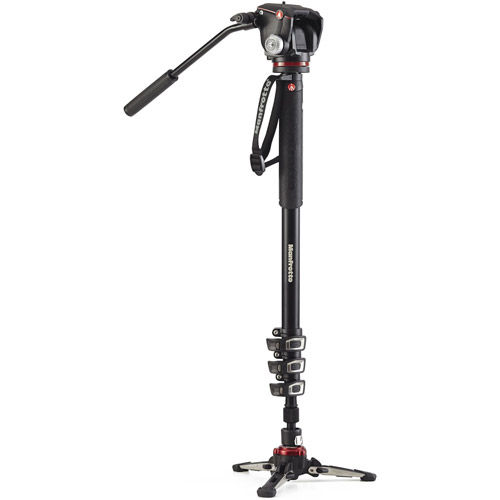 XPRO Plus Video Monopod XPRO-2W Fluid Head