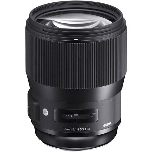 ART 135mm f/1.8 DG HSM Lens for Canon