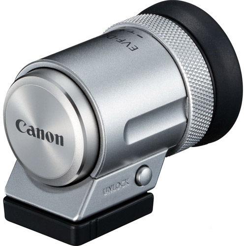 EVF-DC2 Electronic View Finder (Silver)