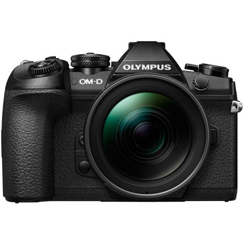 OM-D E-M1 Mark II Mirrorless Body w/ M.Zuiko ED 12-40mm f/2.8 PRO Lens