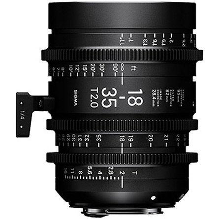 18-35mm T2 Cine Lens for Sony E Mount