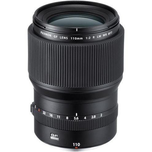 Fujinon GF 110mm f/2.0 R LM WR Lens