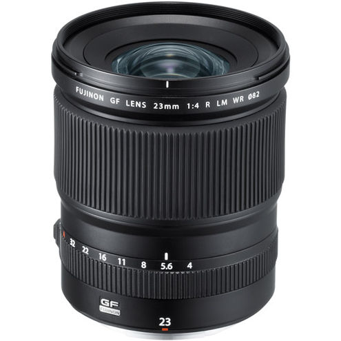 Fujinon GF 23mm f/4.0 R LM WR Lens
