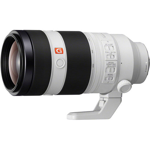 SEL FE 100-400mm f/4.5-5.6 GM OSS E-Mount Lens
