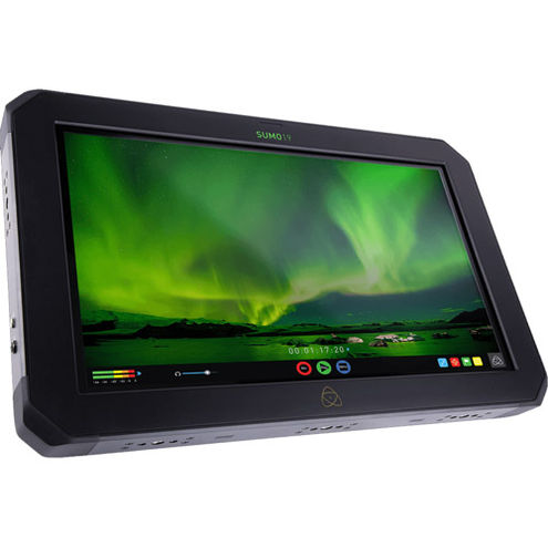 "Sumo 19"" HDR/High Brightness Monitor Recorder"