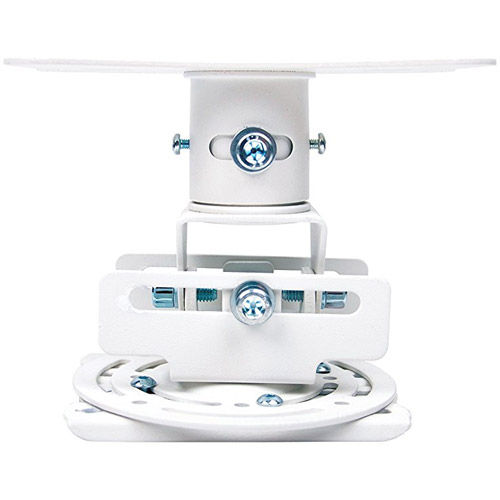 Universal Ceiling Mount Low Profile (White)