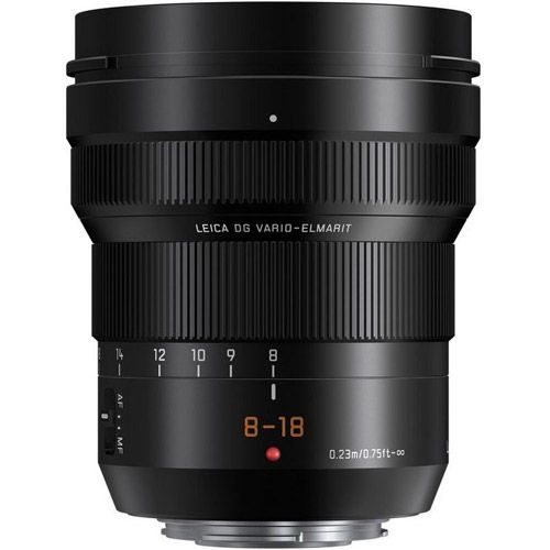 Micro Four-Thirds Zoom Wide Angle Lenses