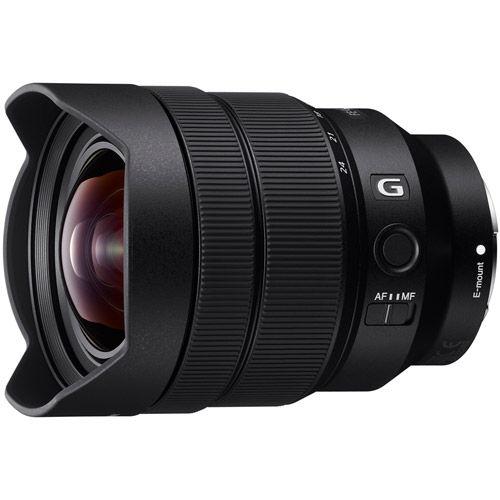 SEL FE 12-24mm f/4.0 G E-Mount Lens