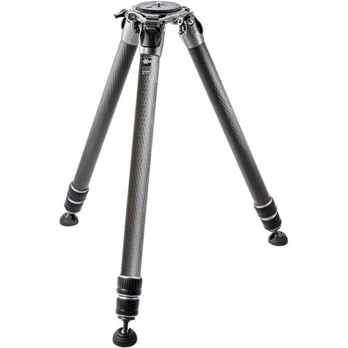 GT5533LS Series 5 eXact Systematic Tripod 3-Section, Long