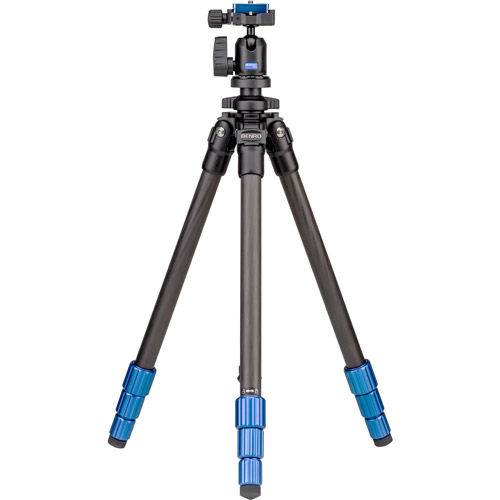 TSL08CN00 Slim Carbon Tripod Kit with N00 Ball Head