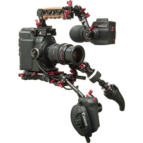 Canon C300 Mark II EVF Recoil