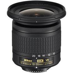 Nikon AF-P DX NIKKOR 10-20mm f/4.5-5.6 G VR Lens