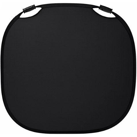 Reflector Black / White Large 120cm