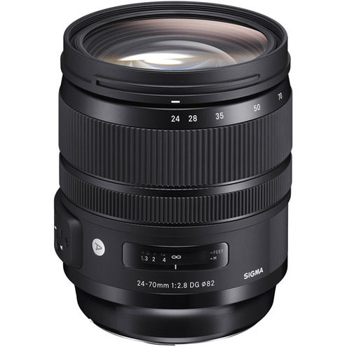 ART 24-70mm f/2.8 DG OS HSM Lens for Canon