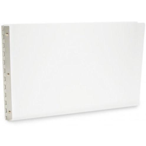 Vista 11x17 Landscape Screwpost Binder / Mist + 20 Pro-Archive Sheet Protectors