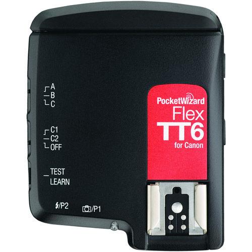 Flex TT6 Canon Transceiver