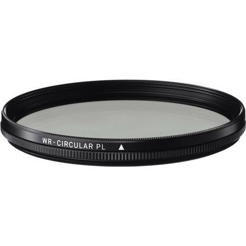 105mm Water-Repellent Circular PL Filter