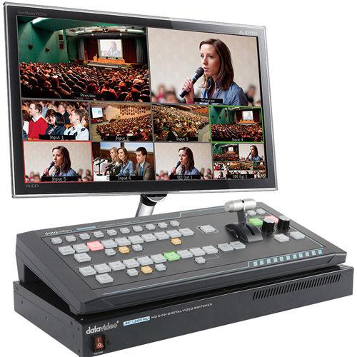 SE-1200MU 6 Input Switcher + RMC-260 Controller Bundle