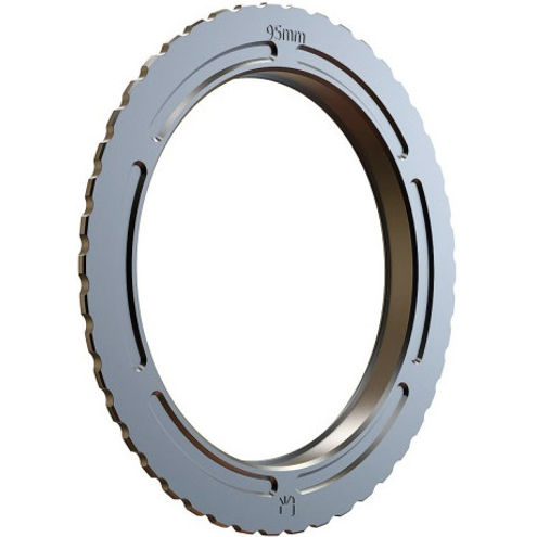 114mm - 85mm Threaded Adaptor Ring For ENG Wide Angle Lenses, 4.3mm Canon, 4.5mm Fuji