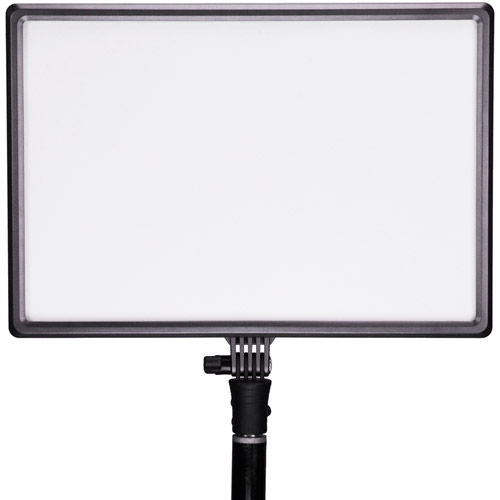 CN-LUXPAD58 LED Soft Light 5600K with AC Adapter, Hot Shoe Adapter