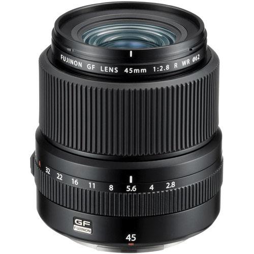 Fujinon GF 45mm f/2.8 R WR Lens