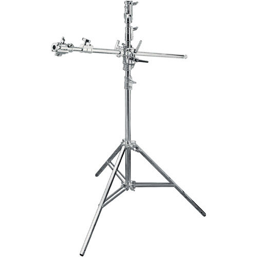 Avenger Steel Boom Stand 50 - Chrome Plated