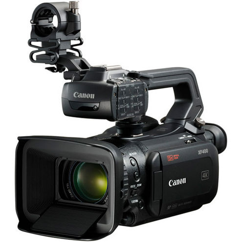 XF400 4K UHD Video Camcorder
