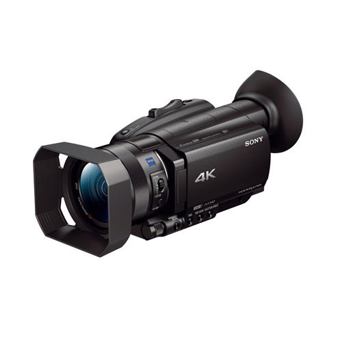 FDRAX700 4K Handycam Camcorder