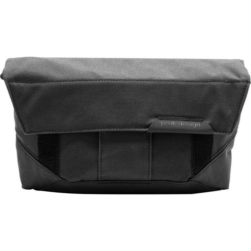 The Field Pouch- Black