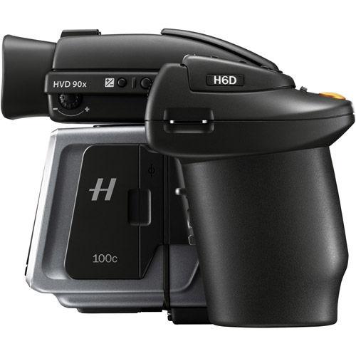 H6D-100c MP Digital Camera Kit (No Lens)