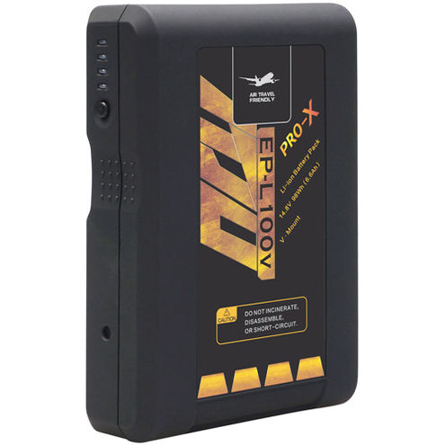 E Series Li-ion Battery 98Wh 14.8V V Mount