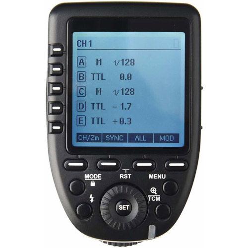 Image of Godox XProC TTL Wireless Flash Trigger for Canon