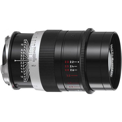 90mm f/2.2 Thambar-M Black Lens (E49)